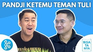 Download Video Pandji Mengungkap Fakta Teman Tuli - BISATANYA MP3 3GP MP4