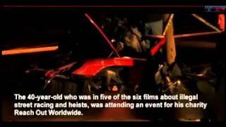 Nonton Rekaman Terakhir Paul Walker Sebelum Kecelakaan Maut Aktor Fast & Furious Film Subtitle Indonesia Streaming Movie Download