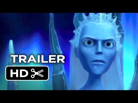 Snow Queen Official Trailer 1 (2013) - Animated Movie HD