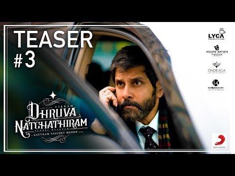Dhruva Natchathiram – Official Teaser | Chiyaan Vikram | Gautham Vasudev Menon