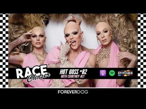 RACE CHASER HOT GOSS #82 (Courtney Act, Willam, Alaska)