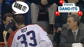 NHL Worst Plays Of All-Time: You Left Patrick Roy In For NINE Goals!? | Steve's Dang-Its by Sportsnet Canada
