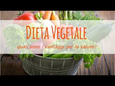 dieta vegetale: quali sono i vantaggi per la salute?