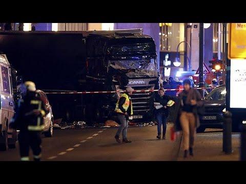 Βερολίνο: Φορτηγό έπεσε σε συγκεντρωμένο πλήθος – Τουλάχιστον 9 νεκροί