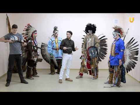 Танцы индейцев: техника. Смотри урок видео.