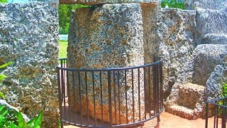 Video 9 Ton Gate - Megalithic Miracle at Coral Castle, Florida MP3, 3GP, MP4, WEBM, AVI, FLV Oktober 2018