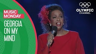 "On July 19, 1996, Gladys Knight (a.k.a. the ""Empress of Soul"") performed the song made famous by Ray Charles, and that later became the official song of the state of Georgia in the USA during the Atlanta 1996 Olympic Games Opening Ceremony.Discover all of the Olympic Opening and Closing Ceremonies here: http://bit.do/MusicMondayENSubscribe to the official Olympic channel here: http://bit.ly/1dn6AV5"