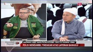 Video Jokowi Kembali Dituding Kriminalisasi Ulama, Begini Respon Razman Arif - Special Report 13/02 MP3, 3GP, MP4, WEBM, AVI, FLV Februari 2019