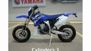 6. 2005 Yamaha WR 450F Details and Walkaround