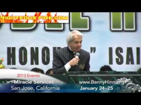 Benny Hinn - Who Is The Holy Spirit? - Part 2 - January 6, 2012