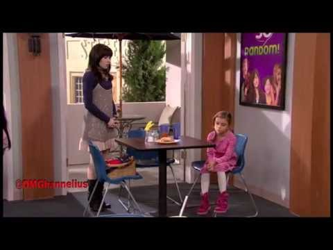 """G Hannelius on Sonny With A Chance as Dakota Condor - """"Sonny and the Studio Brat"""" - clip 2"""