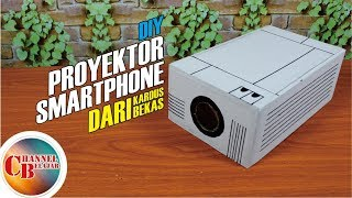 Video Cara Membuat Proyektor Smartphone.... tanpa Listrik !!! MP3, 3GP, MP4, WEBM, AVI, FLV Juli 2019