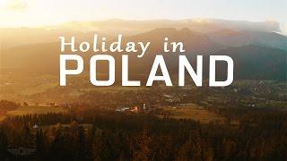 Te widoki zapierają dech w piersiach! Lotnicza podróż po Polsce 2016!