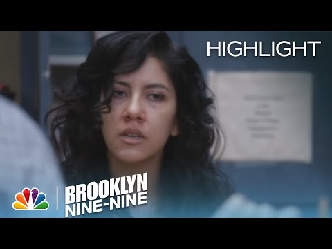 Brooklyn Nine-Nine 2.09 (Clip 'Rosa Is NOT Sick')