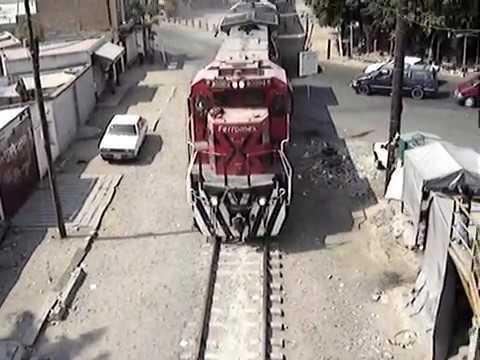 La 3802 y 3735 Ferromex en las Juntas Guadalajara, Jalisco. México Local rumbo a patios GDL NOAS_5
