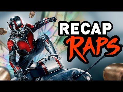 Ant-man Recap Rap