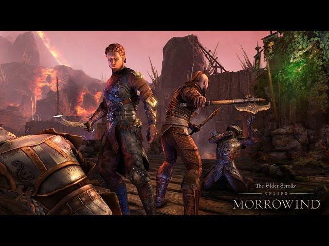 The Elder Scrolls Online: Morrowind - momentos culminantes de JcJ Battlegrounds