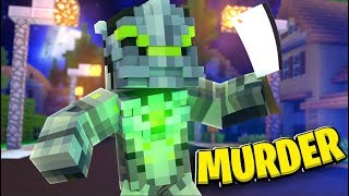 *Overwatch Mod* Minecraft Murder Mystery - Minecraft Modded Minigame