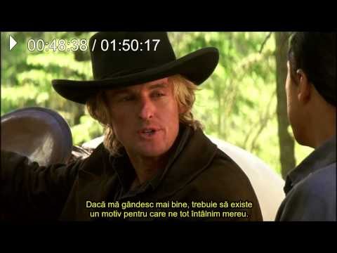 Shanghai Noon (2000) - Why are you spitting in your hand?