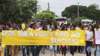 CVV: Prevenção ao Suicídio - Visita Record