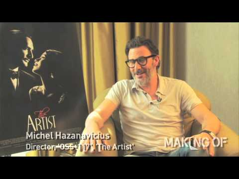 michel hazanavicius - MakingOf's new original show, Reel Life, Reel Stories, hosted by CEO Christine Aylward features intimate conversations with filmmakers who share their passio...