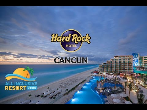 Hard Rock Hotel Cancun All-Inclusive Family Resort Overview