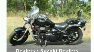 1. techracers - 2006 Suzuki Boulevard M50 Black Walkaround