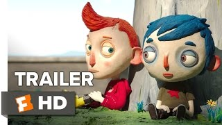 My Life As A Zucchini Official Trailer 1  2017    Gaspard Schlatter Movie