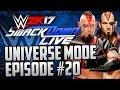 WWE 2k17 Universe Mode: #20