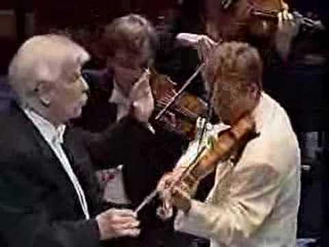 Christian Tetzlaff - MOZART Violin Cto #3, k216,  I.Allegro