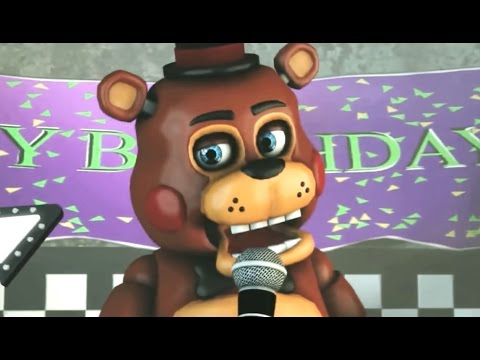"Five Nights At Freddy's ""Five More Nights"" на русском - Точка Z - Hard Voice Of FNAF (видео)"