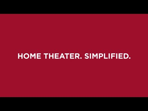 Home Theater, Simplified | Control4