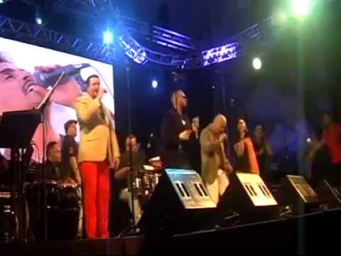 Orquesta La Solucion (Fiestas Patronames de Ma~