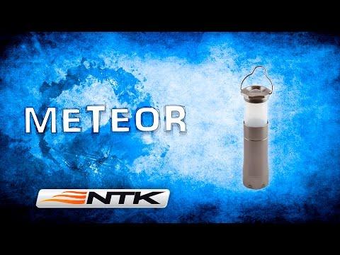 Vídeo - Lanterna e Lampião de Mão NTK Meteor