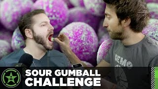 The Sour Ball Challenge