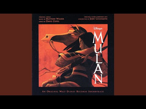 "I'll Make a Man Out of You (From ""Mulan""/Soundtrack)"