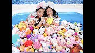 Video Clarice Cutie Squishy Collection with Special Guest Star Marcha Sharapova MP3, 3GP, MP4, WEBM, AVI, FLV Juli 2018