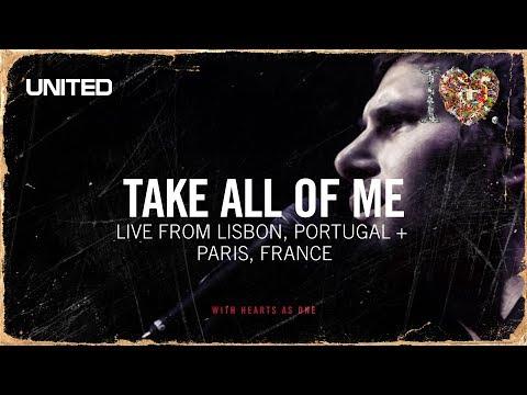 Take All of Me - iHeart Revolution - Hillsong UNITED
