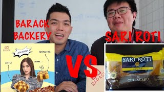 Video BARACK BAKERY (JESSICA ISKANDAR) VS SARI ROTI!! MANA YG LEBIH WORTHY??? MP3, 3GP, MP4, WEBM, AVI, FLV Juni 2018
