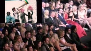 Taylor Swift Pinnacle Award (Audience Cam)