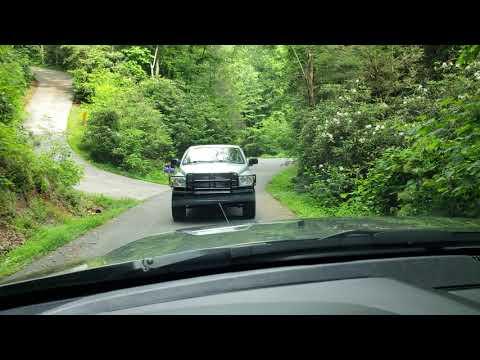 Ram Rebel with custom winch using factory OEM Bumper