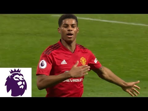 Video: Rashford, Martial combine for beautiful Unied goal against Bournemouth | Premier League | NBC Sports