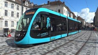 Besancon France  city photos : Tramway de Besançon - Premier jour