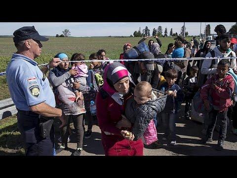 Κροατία: Ζητεί από την Ελλάδα να σταματήσει την προώθηση προσφύγων στην Ευρώπη