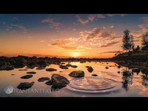 Adyashanti Guided Meditation: Perceive What's Really True