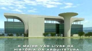 Faça um tour virtual pela Cidade Administrativa do Governo de Minas Gerais