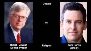 Video Sam Harris vs Dennis Prager - Debate Religion | June 12, 2014 MP3, 3GP, MP4, WEBM, AVI, FLV Mei 2018