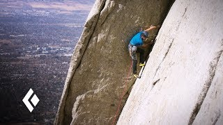 Black Diamond Presents: BD Employee Brent Barghahn Attempts Ring That Bell (5.13R) in Bells Canyon by Black Diamond Equipment