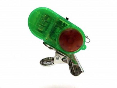 электронный сигнализатор поклевки для пикера