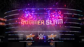 Download Lagu 4K HD - WWE Summerslam 2017 Opening Pyro Concept Animation Mp3